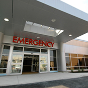 Location image for Crozer-Chester Medical Center Emergency Department