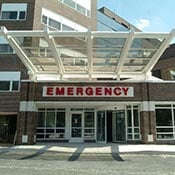 Location image for Delaware County Memorial Hospital Emergency Department