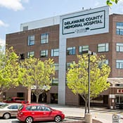 Location image for Total Joint Center - Delaware County Memorial Hospital