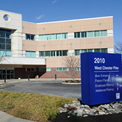 Location image for Crozer Health   Surgery Center at Haverford