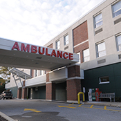 Location image for Springfield Hospital Emergency Department